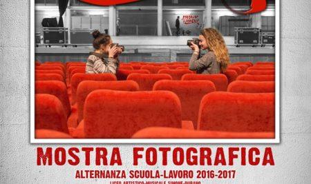 """Mostra fotografica """"Teatro Verdi"""" Alternanza Scuola Lavoro"""