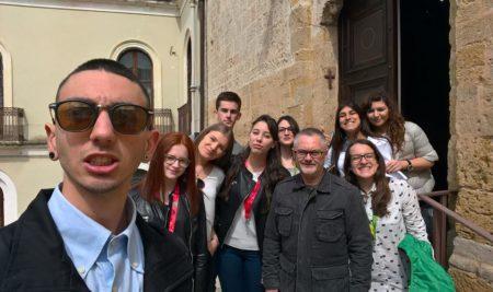 """Apprendisti ciceroni, FAI – Alternanza Scuola Lavoro """"Marzolla-Simone"""""""