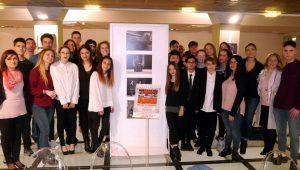 Brindisi – «MAKE ART», PRESENTATA ALLA STAMPA LA MOSTRA DEGLI STUDENTI DEL «SIMONE-DURANO»