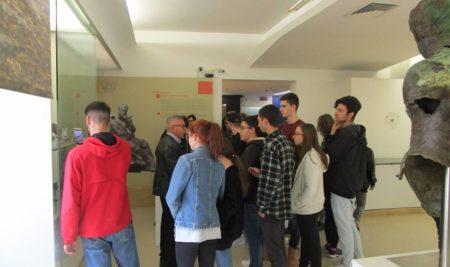 Un percorso di alternanza scuola-lavoro al museo Gli studenti del Liceo Artistico 'E. Simone' di Brindisi nelle vesti di guide turistiche