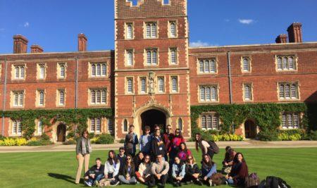 Ultimi aggiornamenti da Cambridge!