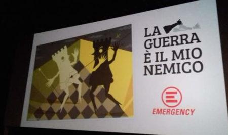 Gli studenti del Liceo Artistico e Musicale 'Simone-Durano' rinnovano l'incontro con Emergency