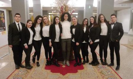 Alternanza scuola-lavoro: l'esperienza degli studenti in Teatro