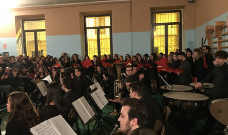 Musica, emozioni, eccletismo Il concerto di Natale al Liceo Musicale Durano Una lettura a più voci.