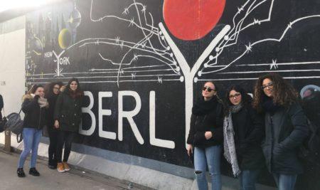 TORNANDO DA BERLINO…