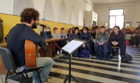 """Seminari di legalità al Liceo """"Simone-Durano"""""""