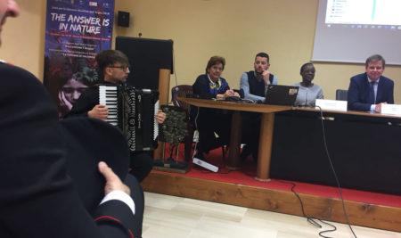 Gli alunni del Liceo Marzolla Simone Durano partecipano attivamente alla giornata mondiale dell'acqua.