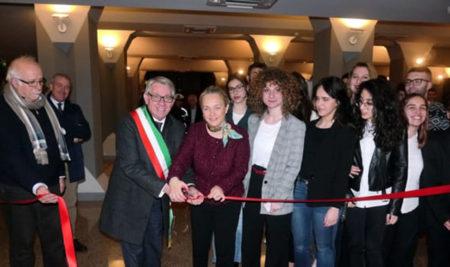 """""""Verdi"""": inaugurata la mostra realizzata dagli studenti dell'Artistico"""