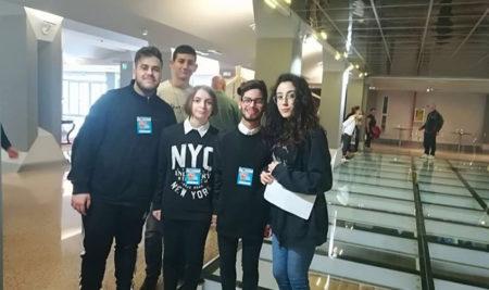 Progetto PAST – Gli studenti del Liceo Artistico accolgono i croceristi