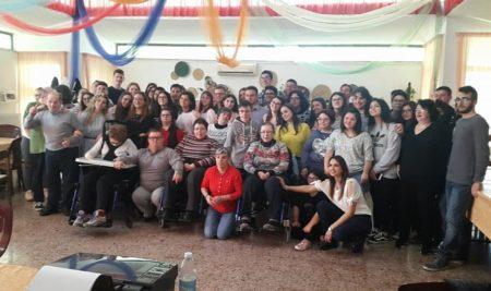 23 aprile 2018 – IL LICEO LEO IMPEGNATO NEL VOLONTARIATO