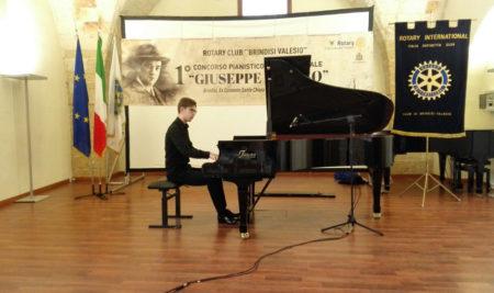 "Concorso Pianistico Internazionale ""Giuseppe Piliego"""