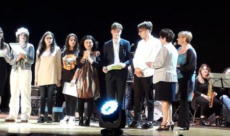 Primo premio e due menzioni speciali al concorso Nazionale 'I talenti di Alphanus'