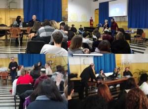Il Liceo Artistico Simone prepara al futuro i suoi studenti: seminari orientativi con esperti e professionisti di settore