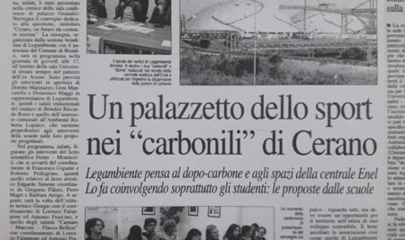 """Il """"dopo carbone"""" immaginato dagli studenti degli istituti brindisini"""