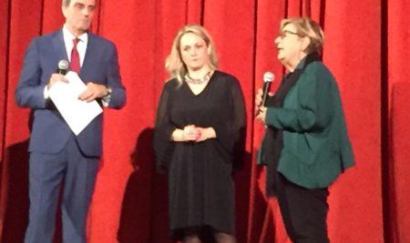 """Evento conclusivo del progetto """"Insieme. Oggi e domani"""" al Teatro Verdi"""".    Anna Cammalleri: «Abbiamo vinto una sfida non facile: portare le famiglie a scuola. Queste sono le buone pratiche per formare gli adulti di domani »"""