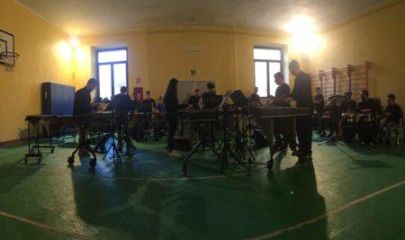 """""""L'Europa incontra l'Africa""""  Al Liceo Durano di Brindisi tra le iniziative della """"Settimana della Musica"""" Masterclass di percussioni e lezione-concerto finale"""