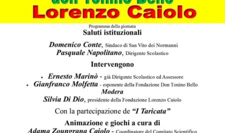 INCONTRO SUI MAESTRI DI PACE: LANZA DEL VASTO, DON TONINO BELLO E LORENZO CAIOLO
