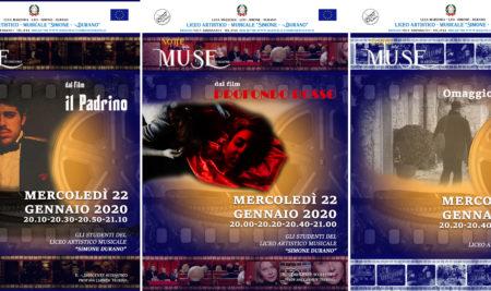 Notte delle Muse al Liceo Artistico Musicale Simone Durano