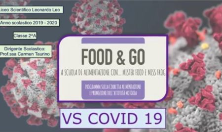 FOOD&GO  vs  COVID-19
