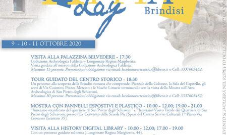 Appia Day 2020- Brindisi