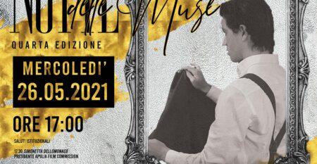 Manifesto Notte delle Muse 2021