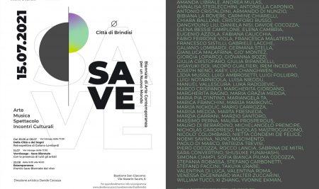 Il prof del liceo artistico Simone porta a Brindisi la Biennale di arte contemporanea